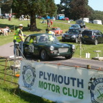 Wiscombe Park 6/9/2015 – Ken Young at the start