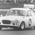 Castle Combe 29/5/1967 – Bernard Grey in the GS Cars lightweight GT