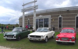 British Motor Museum Gaydon 2014 - South Midlands Group Drive it day
