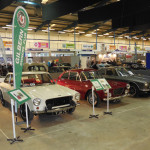Bristol Classic Car Show 2015 South West Group