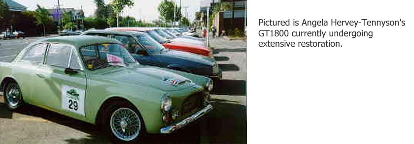 GT in Australia