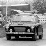 Prescott 30/5/1965 – Peter Cottrell in his later GT, ready for the off