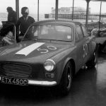 Weston Speed Trials 1966 – Ken Wilson with the Chevrolet engined 4.7 litre GT