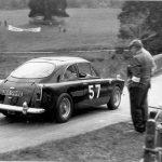 Wiscombe Park 17/4/1971 – Martin Ingall heading towards Wis Corner