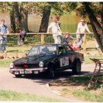 Wiscombe Park 20/5/1990 - Nick Vandervell at Wis Corner