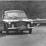 Thought to be Prescott 1960? – Peter Cottrell, competition number 67