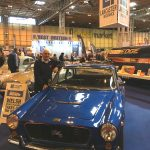 NEC 2016 - David Nicholson and his immaculate Invader Mk1