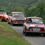 Wiscombe Park 4/9/2016 – GT's en route to the start