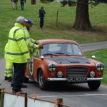 Wiscombe Park 4/9/2016 - Brian Gent at the start