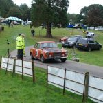 Wiscombe Park 4/9/2016 – Brian Gent is away and running