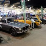 Royal Bath & West Showground GW Classic Car Show Feb 2017. Trio of MK 2s including Gavin's Concours winner, and Paul Does Estate