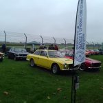 Gilberns gathered at the 2019 Autumn Classic at Castle Combe