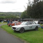 Shelsley Walsh 2020 - Chris Dennis Invader Mk1 in the paddock