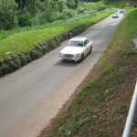 Shelsley Walsh 2020 - Chris Jones GT 1800 on the way back down to the pits