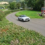 Shelsley Walsh 2020 - Chris Dennis Invader Mk1 on the hill